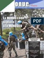 MONUC News
