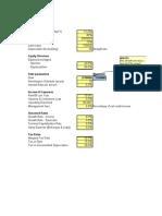 Real estate model_workfile