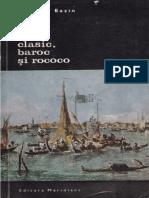 Bazin, Germain - Clasic, Baroc Si Rococo v0.5