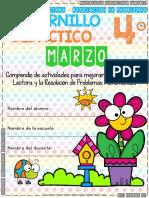 4° Marzo 2020 Darukel  Lectora-Mate Cuadernillo