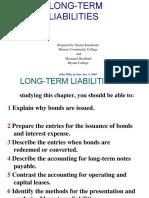 Long Term Liabilities