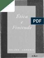 Ética e Finitude. São Paulo Educ 1995 1