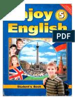 1enjoy English 5 Student s Book