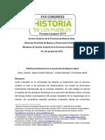 oliva et al Prácticas funerarias en la provincia de Buenos Aires