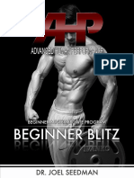 AHP Beginner Blitz by Dr. Joel Seedman (Advanced Human Performance)