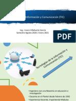[Template] Presentacion Inicial TICs