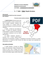 REGIÃO NORDESTE EDUARDA 3