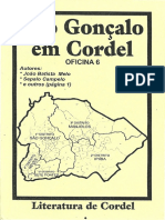 SÃO GONÇALO EM CORDEL