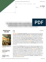 """""""A vida atual não convida a pensar"""". Entrevista com Peter Sloterdijk - Instituto Humanitas Unisinos - IHU"""