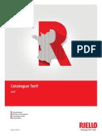 Catalogue Riello 2018_Climatisation