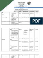 action plan (brigada eskwela).2018-2019