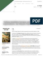 Cultura brasileira fornece contrapeso ao imperialismo, diz filósofo Peter Sloterdijk - Instituto Humanitas Unisinos - IHU