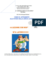 Dispensa Corso Di Latino a Lezione Con Noi. 2019-2020