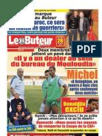LE BUTEUR PDF du 28/02/2011