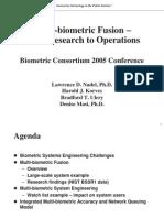 Nadel  - Biometric Fusion rev 2