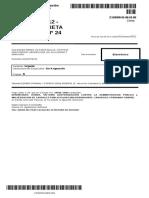 Casanello no hizo lugar al pedido de indagatoria a Donda por déficit en la imputación