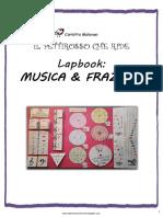 Lapbook Musica Frazioni