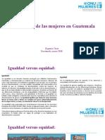 Modulo_2 - ODS 5 - igualdad de mujeres