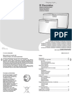 LECTROLUX EFC303NPZW