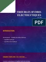Troubles Hydro-electolytiques - Copie