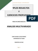 EJEMPLOS Y EJERCICIOS DE AMV