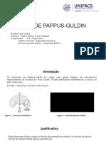 Mecânica do Sólidos - PAPPUS GULDIN
