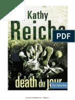 La huella del diablo - Kathy Reichs 2
