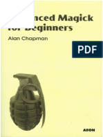 Alan Chapman - Magia Avanzada para Principiantes