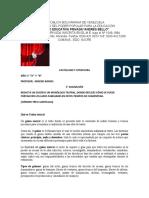 CASTELLANO DE 5°