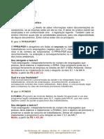 MULTAS POR FALTA DE DOCUMENTAÇOES