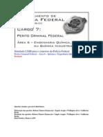 Simulado LXIII - PCF Área 6 - PF - CESPE