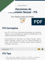 Infección de Transmisión sexual (ITS)