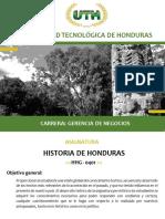 Modulo VII Historia de Honduras