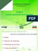 Unidad 3.1-Control y Prevención de La Corrosión-1