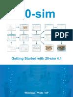 20 Sim 41 Getting Started Manual