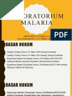 LABORATORIUM MALARIA