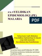 PE MALARIA