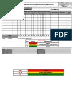 Inspeccion de EPP formato para imprimir