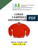 Moldes y Curso Camperas Universitarias S-M-L-XL (1)