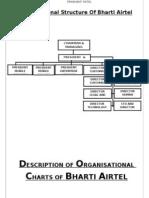 Organisational-Chart(Bharti airtel)