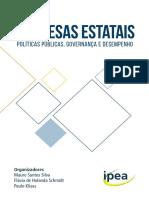 Livro_2019 EmpresasEstatais_PoliticasPublicasGovernancaDesempenho