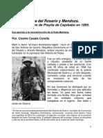 Marcos del Rosario y Mendoza