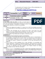 Febrero - 3er Grado Formación C y E (2020-2021)