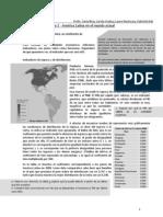 América Latina actual - Un continente de contradicciones