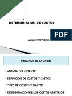 Determinación de costos - Percy Soria v2