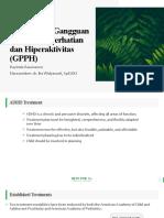 GPPH - Terapi