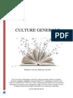 Culture Generale Joseph