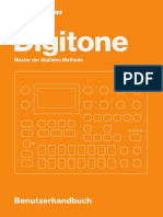 Digitone User Manual GER (1)