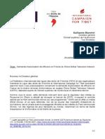 2021.03.01 Lettre Conjointe Au CSA Concernant La Demande de CGTN