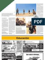 Peruanos que rockean en el exterior -El comercio 2011-02-27